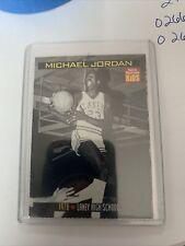 1999 Sports Illustrated SI for Kids Michael Jordan #776 - Laney High School