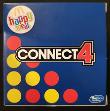 McDonald's 2014 Happy Meal Connect 4 Game Used - Myotonic Dystrophy Charity Sale