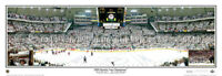 NHL Pittsburgh Penguins 2009 Stanley Cup Champions Game 1 Panoramic Poster 4019