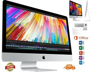 Apple iMac 27'' - 2.7 GHz (i5) (2015) - 1TB HDD - 16GB RAM - GOOD CONDITION