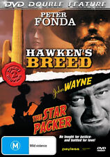 Peter Fonda HAWKEN'S BREED & John Wayne THE STAR PACKER - DOUBLE FEATURE DVD
