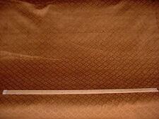 14Y Incredible Kravet Couture 20427 Alora Diamond Pecan Velvet Upholstery Fabric