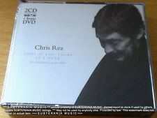 CHRIS REA Fool If You Think It's Over The Definitive Collection 2CD+DVD   ZA