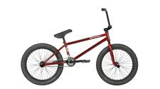 "2019 HARO SD AM 21 GLOSS METALLIC RED COMPLETE BMX FREESTYLE BIKE 21"" BIKES"