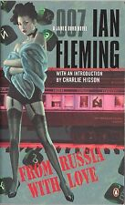 James Bond, From Russia With Love by Ian Fleming