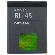 Genuine Original battery replacement BL-4S for Nokia 2680 slide 3600 3711 7100