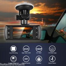 2.7'' Car DVR HD 1080P 170° Digital Video Camera Recorder Night Vision Dash Cam
