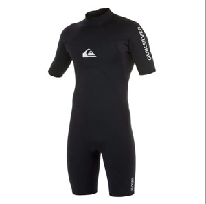 Quiksilver surf wetsuits 2/2 mm shorty - Combinaison GBS neoprene Homme size L
