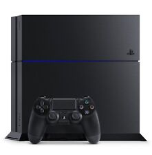 SONY PlayStation 4 Jet · Black (CUH - 1200AB01) No vertical stand F/S From Japan