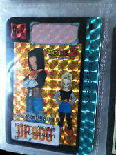 Carte Dragon Ball Z DBZ Carddass Hondan Part 11 #455 Prisme 1992 MADE IN JAPAN