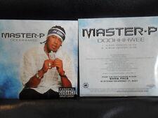 Master P/Ooohhhwee 2-Tr.-Cardsleeve EU-promo Clean+album version Hiphop 2001/MCD
