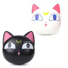 Cartoon Lens Box Cute Cat Portable Contact Storage Case Mirror Container Holder