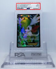 Pokemon Next Destinies SHAYMIN EX #94/99 Full Art Ultra Rare Holo PSA 9 MINT #*