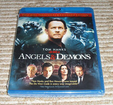 Angels & Demons (Blu-ray Disc, 2009, 2-Disc Set, Theatrical & Extended Editions)