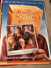 RUNNING WITH SCISSORS - ANNETTE BENING - BRIAN COX - POSTER - 27 X 40 INCHES B1
