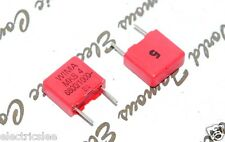 10pcs - WIMA MKS4 6800P (6800PF 6.8nF) 1000V 5% pitch:7.5mm Polyester Capacitor