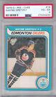 1979-80 O-Pee-Chee #18 Edmonton Oilers HOF Wayne Gretzky RC - PSA VgEx (4)