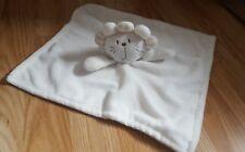 matalan lion baby comforter blankie soft toy