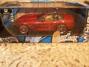 Hot Wheels West Coast Customs Dodge Viper SRT-10 Convertible