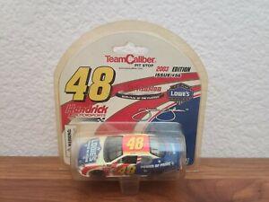 2003 #48 Jimmie Johnson Lowe's Power of Pride 1/64 Team Caliber NASCAR Diecast