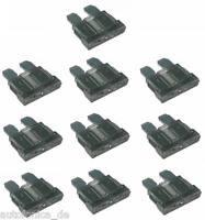 10St. 2A Standard kfz-Sicherungen Flachsicherung Fuse Auto ATt9O (10-er set)