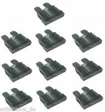 lot de 10 2A Standard Fusibles d'Automobile plat Voiture ATt9O (10 pièces kit)