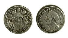 pcc2008_1) Roma Benedetto XIV 1740-1758  Grosso A II S. Pietro Testa SX RARO