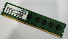Patriot 2Gb DDR3 Dimm PC3-10600 CL9 PSD32G13332