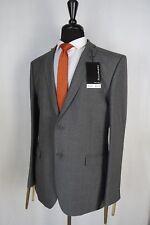 7acb8b685196 Men s Red Herring Grey Check Slim Fit Suit 42r W38 L31 Vb169