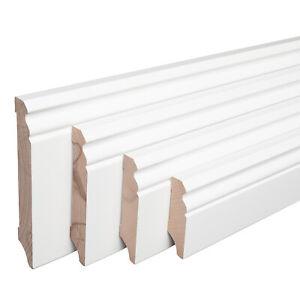 40x100mm lang. 23mm starke Holzleisten Buche massiv.