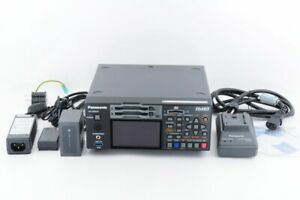 Panasonic AG-HPD24 P2HD Recorder/Player operation:11h Top Mint from Japan 673