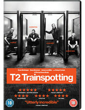 T2 Trainspotting (2017) DVD
