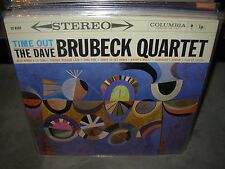 DAVE BRUBECK time out ( jazz ) columbia stereo 6 eye