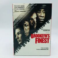 Brooklyn's Finest DVD 2010 Wesley Snipes