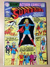 Action Comics #373  DC Superman Supergirl Justice League.