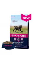 Eukanuba Growing Puppy Large Breed Dry Dog Food Chicken / Lamb - 2.5kg