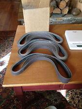 """1"""" x 42"""" Sanding Grinder Belts 150 GRIT, ALUMINUM OXIDE"""