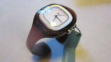"""Nike Time """"Presto"""" orologio analogico Rosso con brillantini. Nuovo"""