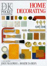 Dk Pocket Encyclopedias: Home Decorating Pb (Dk Pocket Encyclopedias, 8), JOHN M