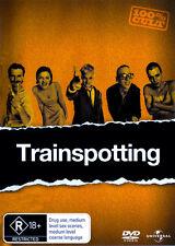 Trainspotting (DVD, 1999) Ewan McGregor, Robert Carlyle, Ewen Bremner