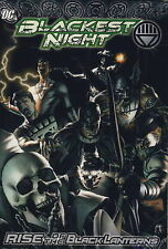 Blackest Night: Rise of the Black Lanterns, Johns, Geoff, Robinson, James, Excel