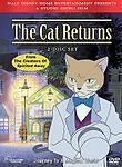 The Cat Returns DVD Disc Only Ships Free In Sleeve!