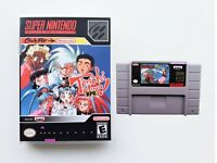 Tenchi Muyo The Game RPG Anime Game / Case SNES Super Nintendo (English) USA