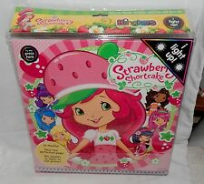 """LED Light Up Wall Calendar 2015 18 month 12""""X12"""" Blingkers Strawberry Short 10W"""