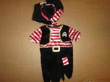 Boys toddler PIRATE HALLOWEEN COSTUME sz 12 months