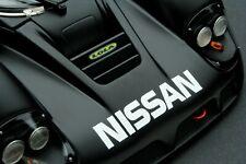 Exoto 1:18 | 1988 Nismo Nissan R89C | Matt Black | Le Mans Shakedown Set
