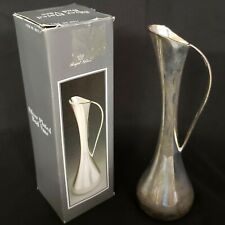 Silver Plated Bud Vase Vintage Made in Hong Kong Regal Silver Landers