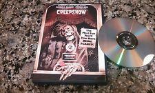 CREEPSHOW DVD! 1982 ANTHOLONOGY HORROR! The Fog Pet Sematary