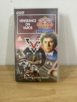 Doctor Who: Vengeance On Varos-Vhs-Colin Baker
