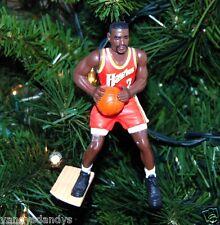 stacey AUGMON atlanta HAWKS basketball NBA xmas TREE ornament HOLIDAY jersey VTG